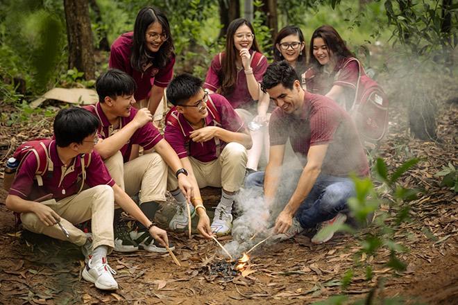 Thỏa sức vui học, khám phá và phát triển kỹ năng tại Trại hè Anh ngữ VAS - 1