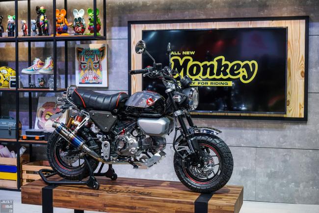 Xế khỉ Honda Monkey.