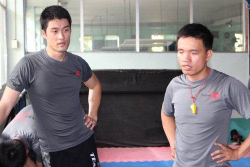 Đột kích Johnny Trí Nguyễn trong phòng tập - 5