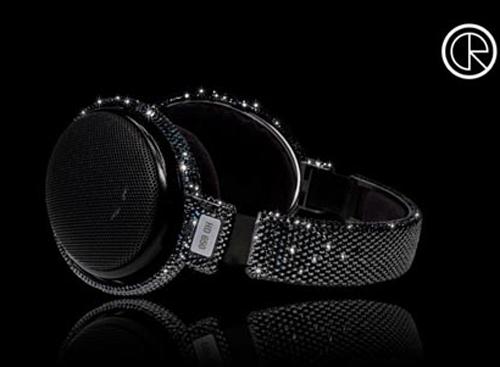 """Những tai nghe độ """"siêu khủng"""" của Crystal Rocked - 6"""