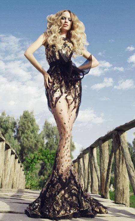 12 bộ đầm dạ tiệc xa hoa của mùa hè - 1