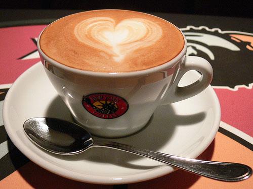 Da sáng hồng mịn màng với cà phê - 1