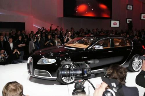 Bugatti Galibier 16C giá triệu đô tái xuất? - 1