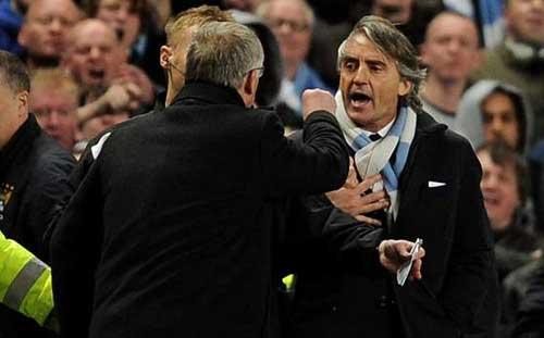 """Ferguson: """"Man City có lợi thế quá lớn"""" - 1"""