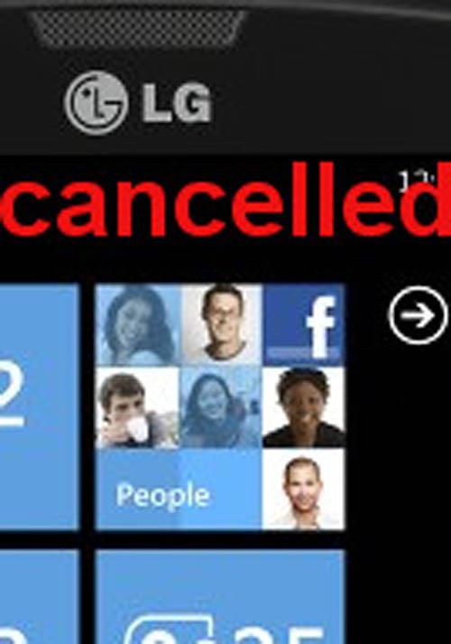 """LG không """"mặn mà"""" với Windows Phone - 1"""