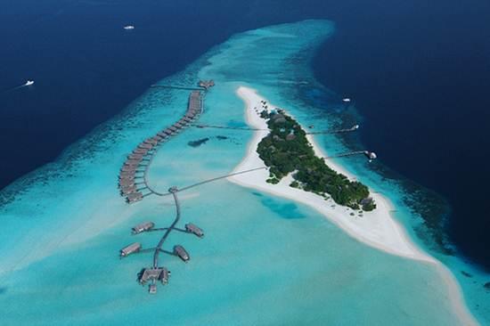 Đảo Cocoa - Maldives, bồng lai tiên đảo - 1
