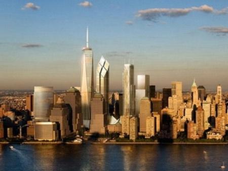 Mỹ có tháp chọc trời mới tại nơi bị khủng bố - 1