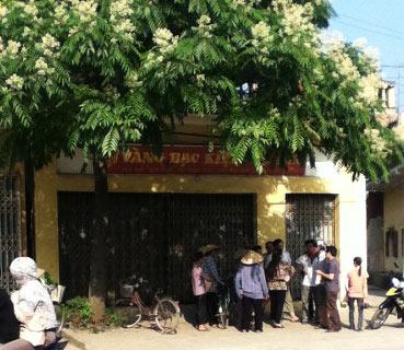 Cướp tiệm vàng táo tợn ở Hưng Yên - 1