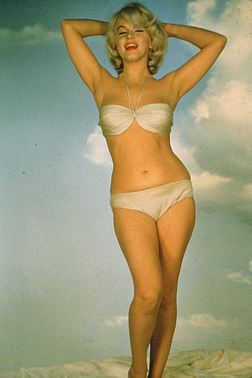 Marilyn Monroe ghen tỵ với Elizabeth Taylor - 1