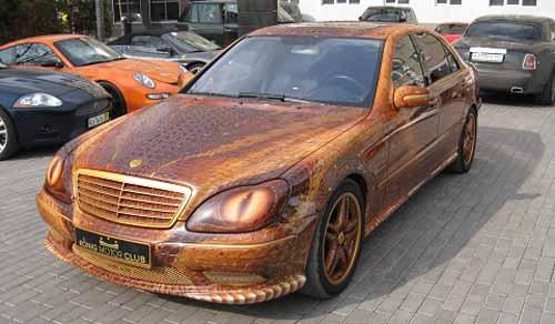 Mercedes-Benz S65 AMG: Hiện thân của rồng - 1