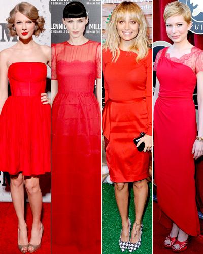 Vì sao nên mặc màu đỏ? - 1