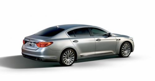 Kia K9: Sedan hạng sang bắt đầu bán ra - 1