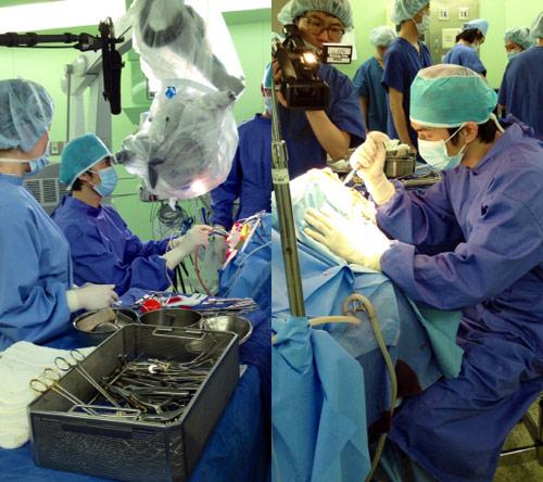 Song Seung Heon tiến hành phẫu thuật - 1
