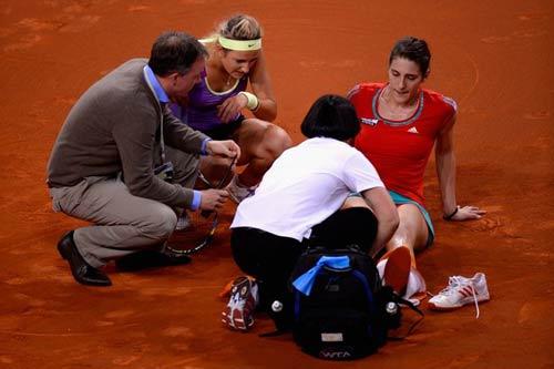 Djokovic, Murray chỉ trích Madrid Masters - 1