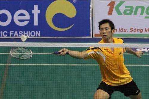 Tiến Minh giành vé Olympic và bị... loại ở Malaysia Open - 1