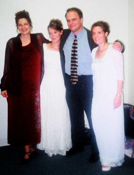 3 chị em gái cùng chung 1 chồng - 1