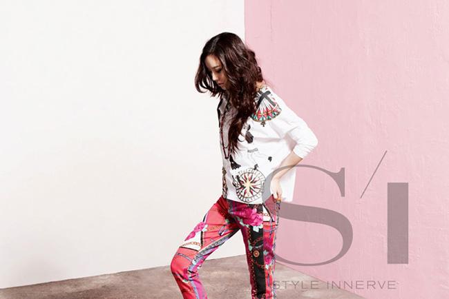 Vai diễn truyền hình đầu tiên của cô là bộ phim Mackerel Run năm 2007.