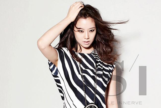 Với cô, tiền bối Son Ye Jin chính là tấm gương mẫu mực.