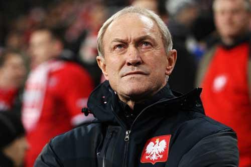 Chủ nhà Ba Lan công bố danh sách đăng ký EURO 2012 - 1