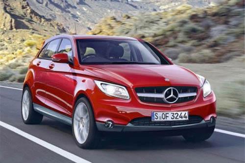 Mercedes ra xe mới cạnh tranh với BMW - 1