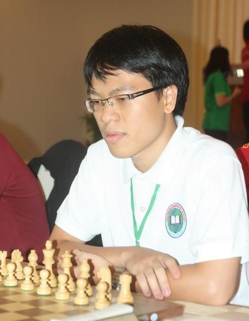 Quang Liêm bại trận tại giải vô địch châu Á - 1