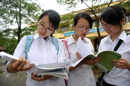 Kỹ năng ôn thi tốt nghiệp môn hóa, ngoại ngữ - 1