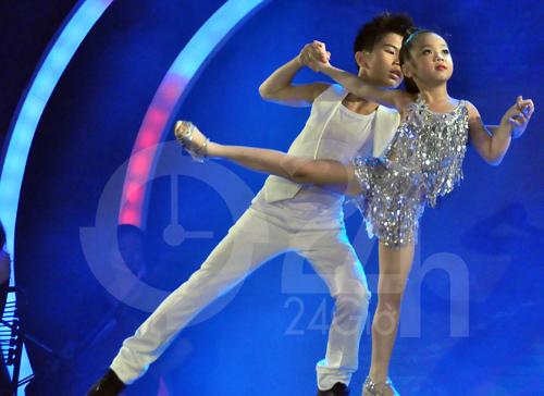 Chút thất vọng đêm chung kết Got Talent - 1