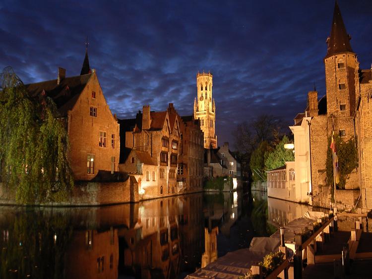 Trung tâm lịch sử của thành phố là một di sản thế giới UNESCO.