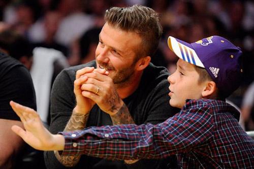 Beckham giàu nhất làng thể thao Vương quốc Anh - 1