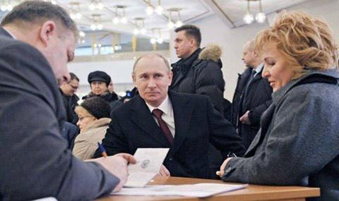 Nghệ thuật giữ kín đời tư của ông Putin - 1