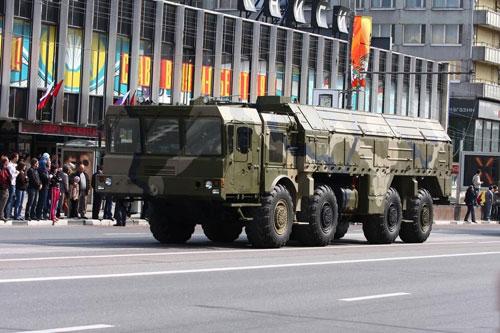 Vũ khí khủng trong lễ duyệt binh của Nga - 1