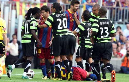 Messi bị tố phân biệt chủng tộc - 1