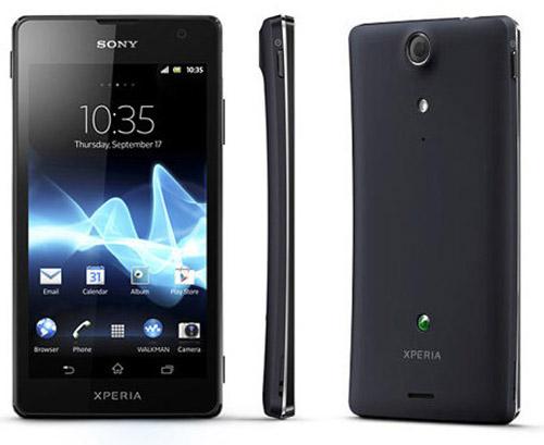 Sony trình làng Xperia GX và Xperia SX LTE - 1