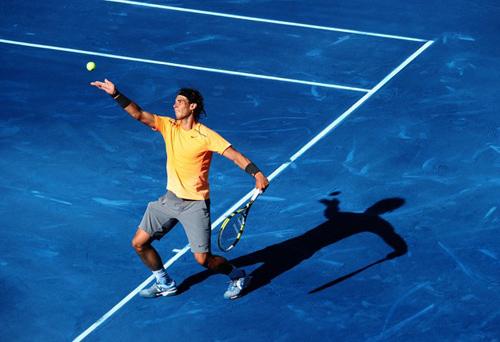 Nadal thua sốc: Tại anh, tại ả… - 1