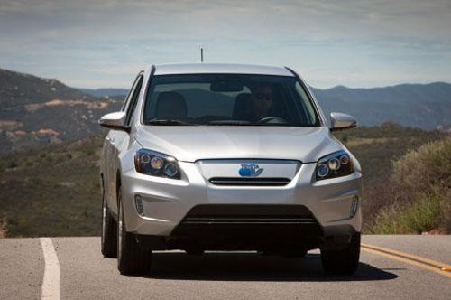 RAV4 EV 2012 – Xe đa dụng không dùng xăng - 1