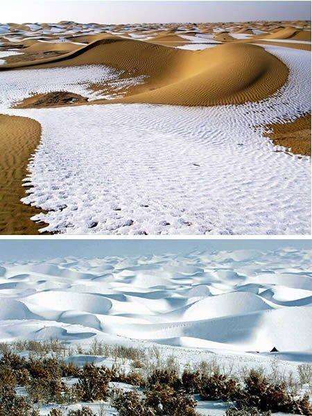 Những sa mạc đẹp như thiên đường - 1