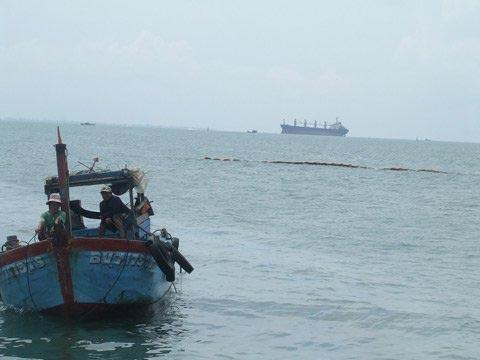 Chìm tàu Trường Hải: Tước giấy phép hoa tiêu - 1