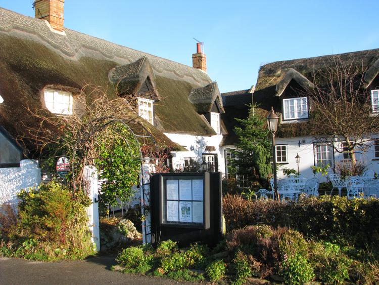 Horning là một ngôi làng cổ xinh đẹp ở Norfolk, nước Anh.