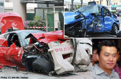 Ferrari 599 GTO gây họa: 3 người chết - 1