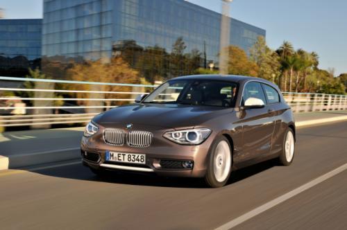 Khám phá BMW 1-series bản 3 cửa - 1