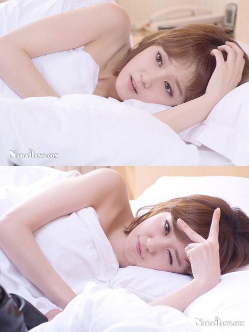 Jang Na Ra và cảnh giường chiếu đầu tiên - 1