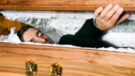 Đem đi chôn bỗng dưng sống lại - 1