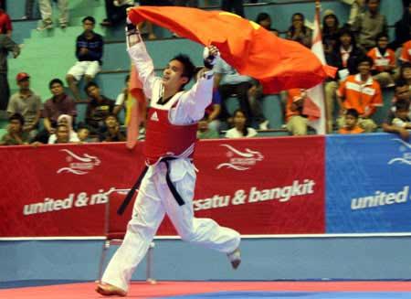 Thưởng 1 tỉ đồng nếu taekwondo giành HCV Olympic - 1