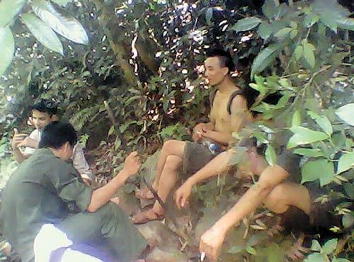 Săn... người ở rừng Phong Nha - 1
