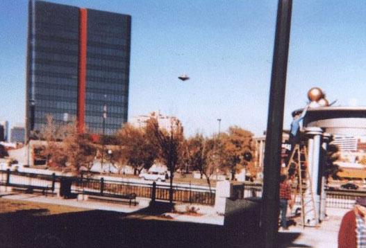 UFO suýt gây tai nạn hàng không ở Mỹ - 1