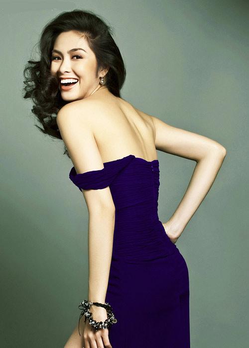Nụ cười nào rạng rỡ nhất showbiz Việt? - 1