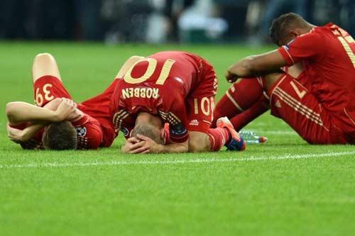 Thất bại của Bayern: Vì số mệnh đã định - 1