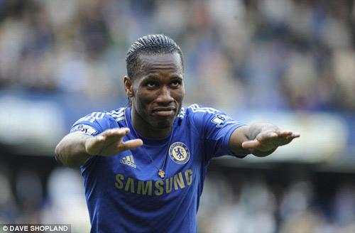 Drogba rời Chelsea: Tạm biệt người hùng - 1