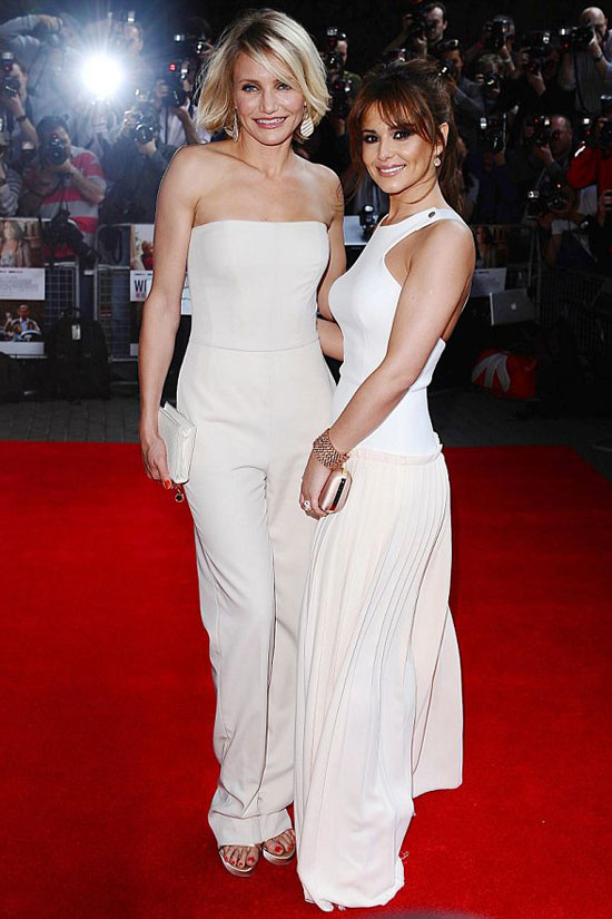 Cheryl Cole bị hiểu nhầm không mặc nội y - 1