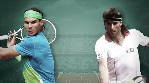Giới chuyên môn tin Nadal sẽ vượt Borg - 1